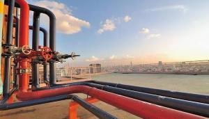 中俄东线天然气管道项目正式投产通气