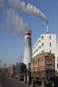 黑龙江推动生物质热电联产