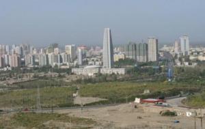新疆库尔勒经开区持续改善西尼尔氧化塘生态环境