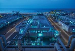 揭秘迪拜海水淡化工厂